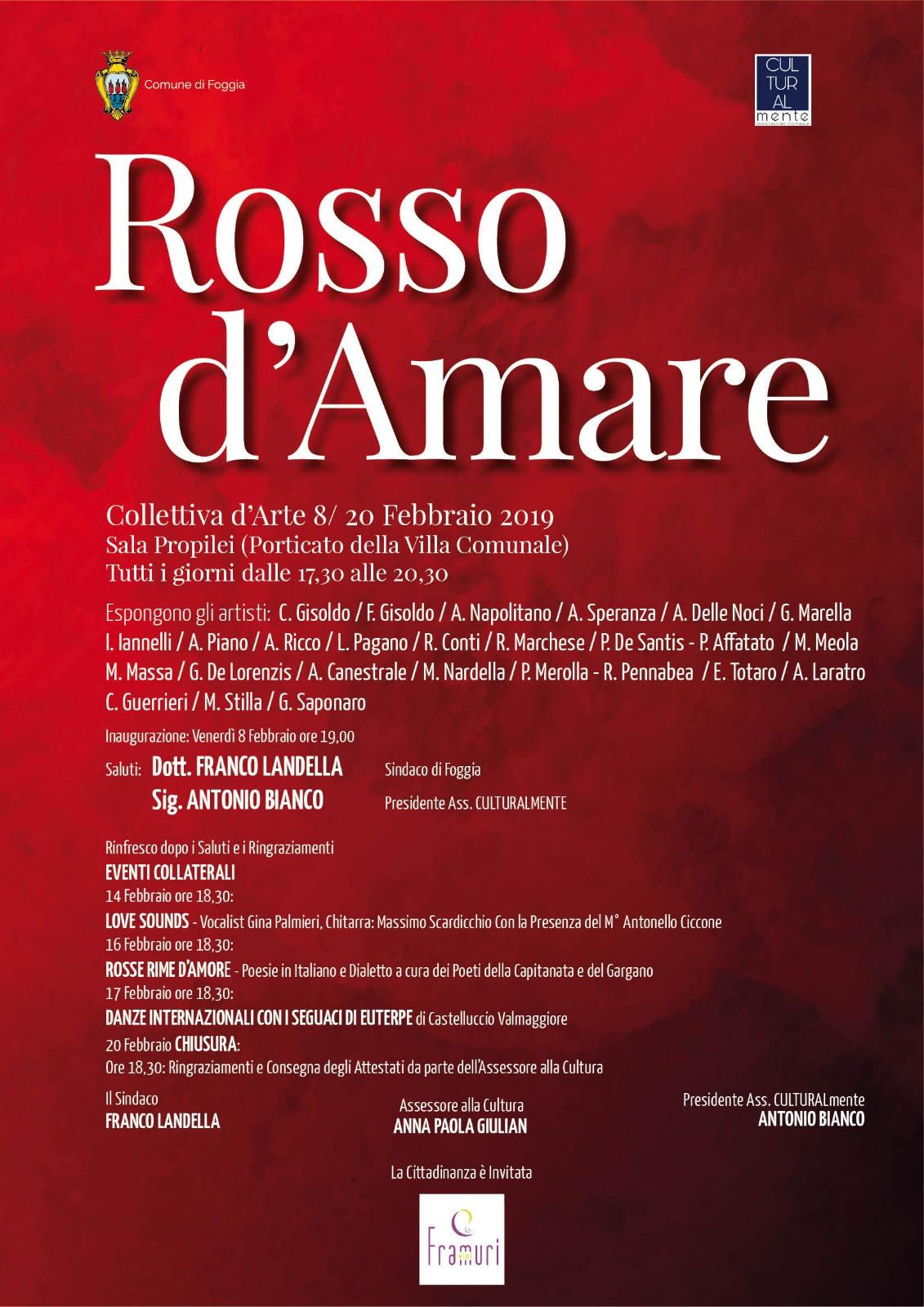 Rosso d'Amare
