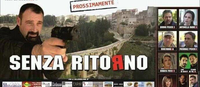 SENZA RITORNO IL FILM GIRATO A GRAVINA IN PUGLIA BA DOMENICA 31 GENNAIO ORE 20 PRIMA E SECONDA PUNTATA